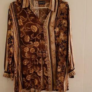 Beautiful  BonWorth blouse